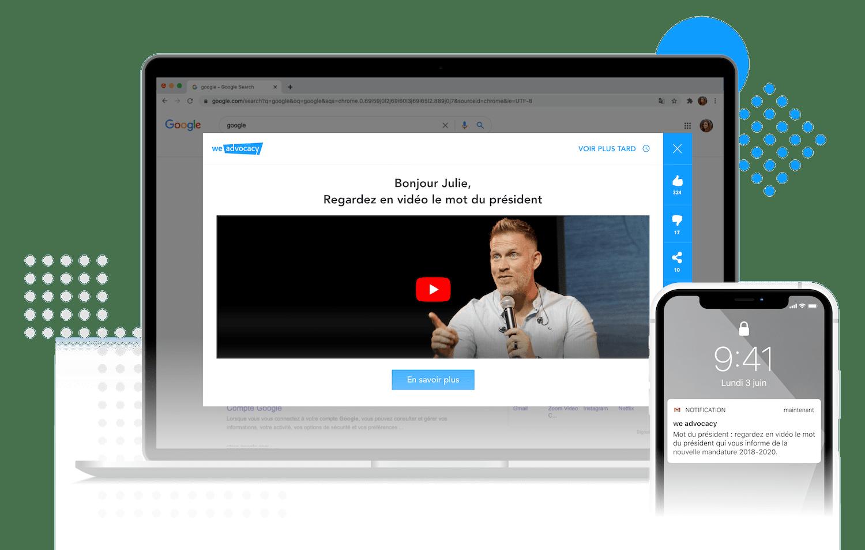plateforme de communication interne