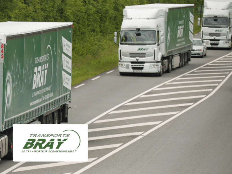 Témoignage client Transports Bray