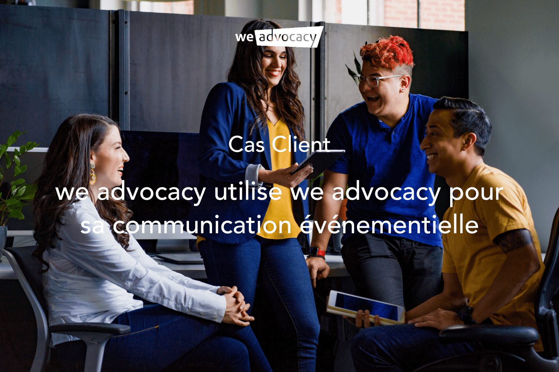 Cas client we advocacy