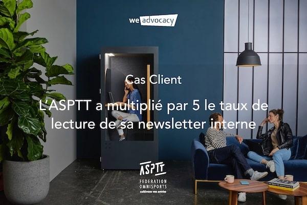 Cas client asptt