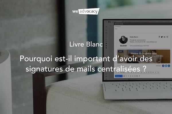 Livre Blanc : communication interne et externe